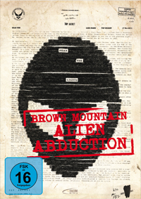 Filmplakat Brown Mountain: Alien Abduction