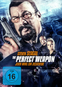 Cover Steven Seagal  – Perfect Weapon