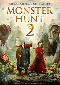 Filmplakat MONSTER HUNT 2