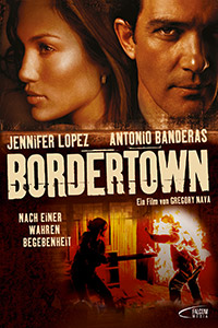 Cover Bordertown