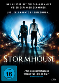 Cover Stormhouse