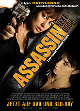 Cover The Assassin Next Door
