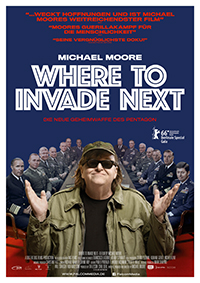 Filmplakat Where to invade next