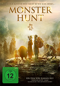 Filmplakat Monster Hunt