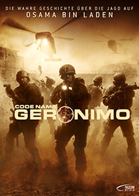 Cover Code Name Geronimo: Killing Bin Laden