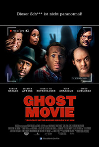 Cover Ghost Movie